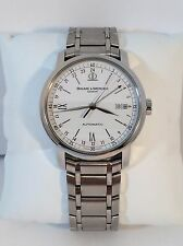Baume Mercier Classima XL Executive GMT Automatic Watch    M0A08462- Exc. Cond.