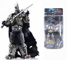 World of Warcraft Lich King Arthas Toy Figure Figurine Doll 100% New In Box