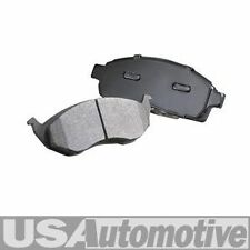 SEMI-METALLIC BRAKE PADS FOR CHEVROLET CORVETTE 1965-1982