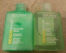 JHON FRIEDA SHAMPOO & CONDITIONER 50MLX2