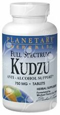 Espectro completo de kudzu 750mg X120 Anti-alcohol - La Mejor!