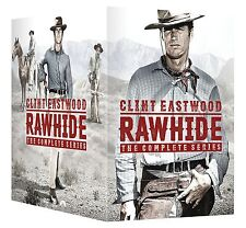 Rawhide: Complete Western TV Series Seasons 1 2 3 4 5 6 7 8 DVD Boxed Set NEW!