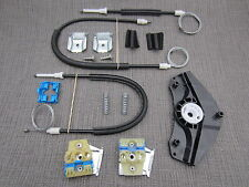 VW PASSAT B6 WINDOW REGULATOR REPAIR KIT FRONT LEFT NSF (FL UK PASSENGER SIDE)