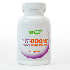 Bust-Boom Breast Enlargement Sex Pills: Clears Acne Too - Boob Enhancement