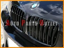2007-2013 BMW E70 E71 X5 X6 SUV OE Look Gloss Black Front Kidney Grille Grill