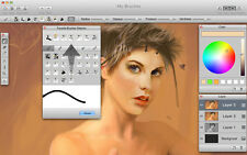 MyBrushes Paint Tool for Mac - Best Drawing PaintBrush Software to Paint Draw