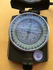 HOT!New Compass 3in1 Military Marching Outdoor Camping Lensatic Travel Hiking