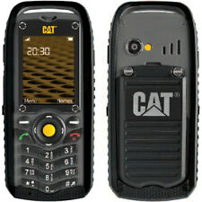 Sim Free Cat B25 Dual SIM Tough Unlocked SmartPhone Black