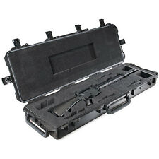Pelican Storm 3200F weapons case with foam black