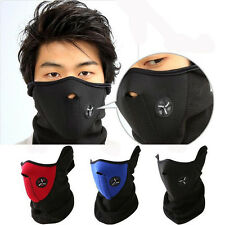 New Neoprene Winter Neck Warm Face Mask Veil Sport Motorcycle Ski Bike Biker