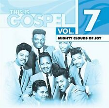 Mighty Clouds Of Joy - This Is Gospel - New Factory Sealed Cd