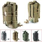 New TACO MOLLE Tactical Military Open Double Rifle and Single Pistol Mag Pouch