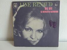 LINE RENAUD Bye bye  CBS 8006