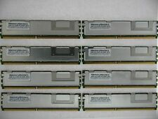 Server RAM 32GB 8x 4GB PC2-5300F FB DIMM Fully Buffered DDR2 667 ECC REG Memory