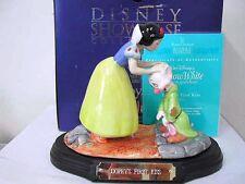 Royal Doulton Disney Showcase Collection Snow White Dopey's First Kiss SW21