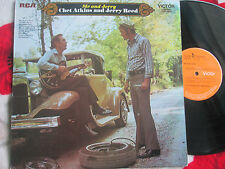 Chet Atkins And Jerry Reed Me And Jerry RCA Victor ‎LSA 3033 UK Vinyl LP Album