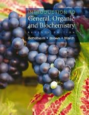 Introduction To General Organic And Biochemistry by Bettelheim