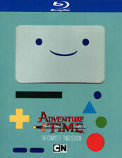 Adventure Time: The Complete Third Season (Blu-ray Disc, 2014)