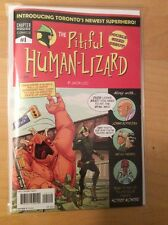 PITIFUL HUMAN LIZARD 1, NM 9.4 1ST PRINT, CHAPTER HOUSE COMICS, JASON LOO, HTF