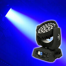 4in1 LED Zoom Moving Head Stage-Lighting RGBW 36X10W Beleuchtung Licht-Effekte