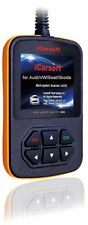 ICarsoft i908 Dispositivo Diagnostico Errori florilegio dispositivo obd2 AUDI a4 b5 8d b6 b7 8e 8k b8