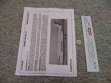 Flightpath  decals 1/144 FP44-86 Braniff 1984 BSC-111   N152