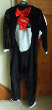 BNWT Dr Seuss Cat in the Hat Fancy Dress Onesie 1-2 yrs, ideal for Halloween