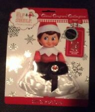 Elf on the Shelf Clothes -Satin Tiered Skirt. limited edition
