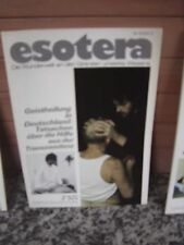 Esotera, Heft 2 Februar 1977 Die Wunderwelt an den Gren