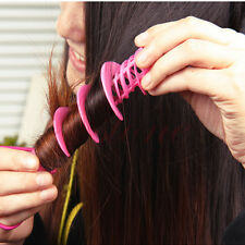 Popular New Perm Hair Rollers Curlers Spin Rod Hairdressing Hair Style DIY Hot