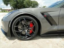 C7 Z06 Z07 WXM Forged - WIDEx5.R2 wheels with Pirelli 285 and 375mm tires