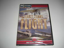 THE EARLY YEARS OF FLIGHT Pc Add-On Flight Simulator Sim 2004 & X FS2004 FSX NEW