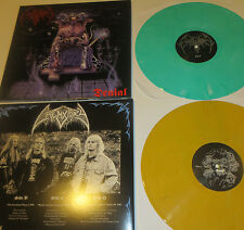 CREMATORY 2LP Denial  Demo Death Metal Grave Gorement Immolation demos Limit 200
