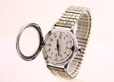 Vintage men's mechanical wrist watch Wostok (Vostok, Восток) for the blind