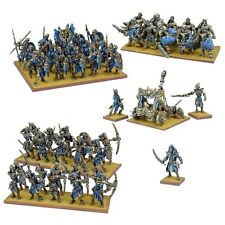Mantic Games Kings TOMB NUOVO CON SCATOLA IMPERO di polveri ESERCITO
