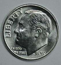 1959 D Roosevelt uncirculated silver dime See store for discounts (GR04)