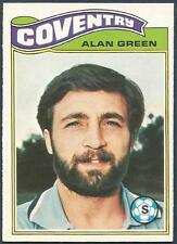 TOPPS 1978 FOOTBALLERS #268-COVENTRY CITY-ALAN GREEN