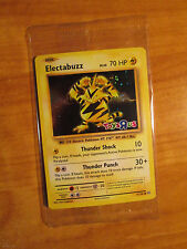 SEALED Pokemon ELECTABUZZ Card TOYS R US Promo XY EVOLUTIONS Set 41/108 Holo TCG