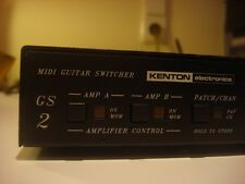 Kenton GS2 Midi Guitar Switch