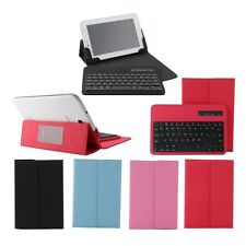 "For Asus MeMO Pad HD 7"" ME173 ME173X Bluetooth Keyboard Leather Case Film +Pen"