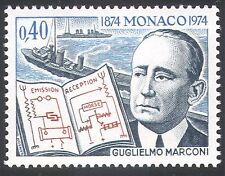 Mónaco 1974 Marconi/comunicaciones/radio/barcos/telecomunicaciones 1v (n40567)