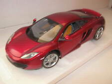 1:18 McLaren MP4 12C 2011 red met. 1 of 750  L.E. Minichamps 110133022 OVP new