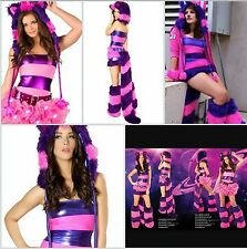 MINT~~Full Set~~J Valentine~~Cheshire Cat costume~~Small