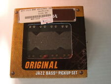 Mint Fender USA Original '62 Jazz bass pickups