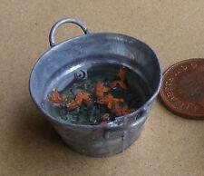 1:12 MEDIUM AVIATOR vasca di acqua piovana giardino in miniatura casa delle bambole