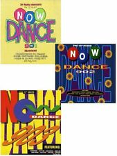 "6 CD Set - Now Dance 901 902 & 903 - Fat Box That's What I Call Music 12"" Mixes"