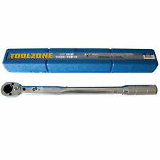 1/2 Drive Dr Reversible Socket Ratchet Torque Wrench Garage Hand Tool