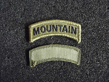Us Mountain Patch Patch multicam