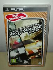 NEED FOR SPEED MOST WANTED psp gioco game completo playstation psp essential