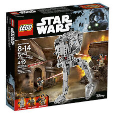 LEGO STAR WARS AT-ST Walker 75153 ROGUE ONE MOVIE. NEW! FREE SHIPPING*